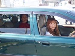 ペーパードライバー講習のグループレッスンの風景「皆さん自信を持って運転が出来る様になります」